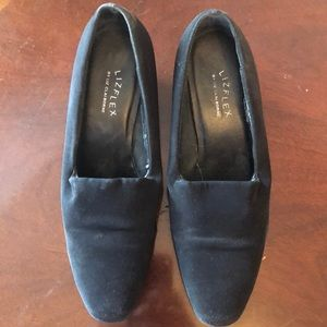 Lizflex by Lisa Claiborne black Swade shoes